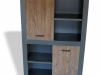Tall Chest with 2 Drawers (Comoda Inalta)