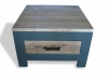 Small Corner Table with 1 Drawer (Masuta Hol)