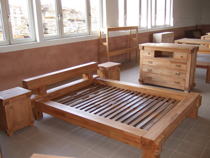 Beds Bardi Industry Solid Wood Furniture